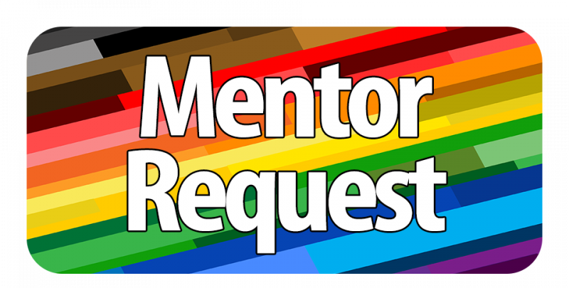 Mentor Request Button
